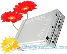 DUAL Medistrom Pilot-24 CPAP Battery - AirSense 10 AutoSet w/HumidAir