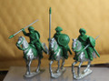 Indian Irregular Cavalry/Pindari with Spear - 3 pack