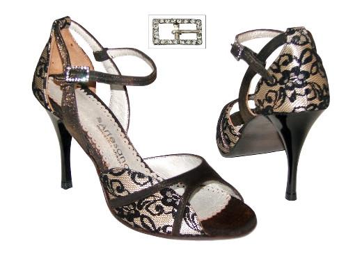 Tango Shoes - Artesanal - Ivon