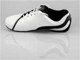 2x4 al pie - Palermo Blanca y Negro (fully leather) - Tango Shoes