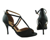 Black is Back - Tango Shoes