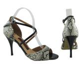 Snakeskin Paradise - Tango Shoes