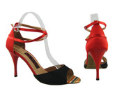 Romance With a Touch of Satin - Tango Shoes
