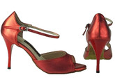 Polished Red Love (fully leather) - Tango Shoes