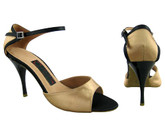 Magnifique Amour (satin) - Tango Shoes