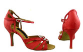Protective Dragon (fully adjustable, fully leather) - Tango Shoes