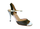 Vida Mia - Cristal (fully suede) - Tango Shoes