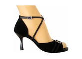 Vida Mia - Isabella (fully adjustable, fully suede) - Tango Shoes