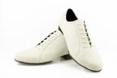 2x4 al pie Monserrat - Blanco (fully leather)