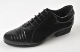 2x4 al pie Monserrat - Negro (fully leather)