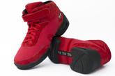 2x4 al pie Zapatillas Women Dance Sneakers - Santa Fe Rojo
