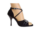 Vida Mia - Valencia (fully adjustable, fully suede) - Tango Shoes