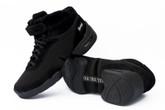2x4 al pie Zapatillas Women Dance Sneakers - Santa Fe Negro