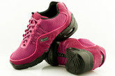 2x4 al pie Zapatillas Men Dance Sneakers - Buenos Aires Fucsia