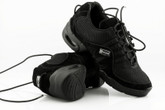 2x4 al pie Zapatillas Men Dance Sneakers - Buenos Aires Negro