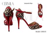 Cervila - Leopardo Rojo (fully leather)