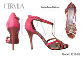 Cervila - Arana Rosa Platino (fully leather)
