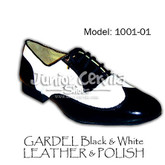 Cervila - Gardel Negro Blanco (leather and polish)