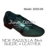 Cervila - Nuevo Negro Gamuza Cuero (fully leather)