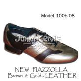 Cervila - Nuevo Dorado Marron Cuero (fully leather)