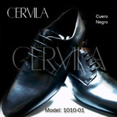 Cervila - Cachafaz Cuero Negro (fully leather)