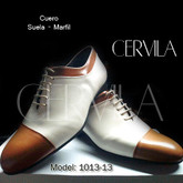 Cervila - Ladeado Suela Champagne (fully leather)