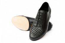 Online Tango Shoes - 2x4 al pie Montserrat Flex Negro