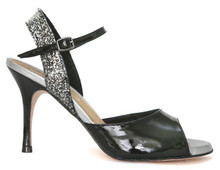 Online Tango Shoes - Tango Leike Dark Meaningful Tones