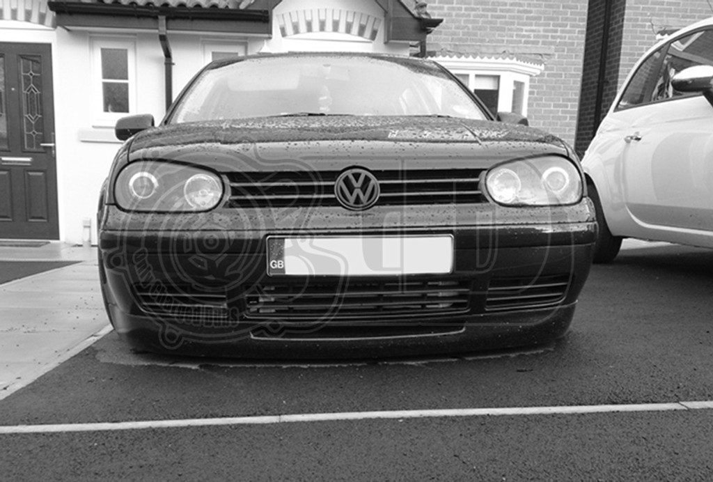 Only Charged Dubs - 1.8T Mk4 Golf Platform Front Mount Intercooler and Pipe Kit