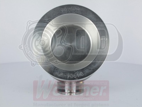 Polo G40 Supercharged Wossner Forged Pistons