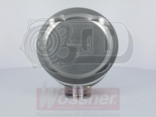 Golf Mk4 R32 Turbo Low Compression Wossner Forged Pistons