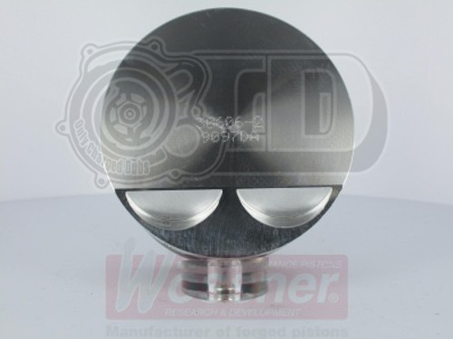 Golf Mk4 V6 4-Motion (204PS) Turbo Low Compression Wossner Forged Pistons