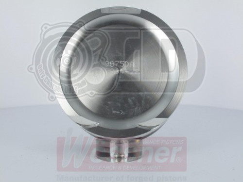 1.8 20v (225PS) Turbo Wossner Forged Pistons
