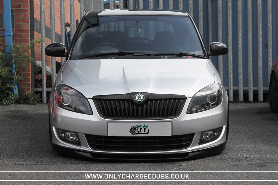 Only Charged Dubs Matt S Mk2 Fabia