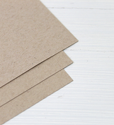 Kraft Cardstock