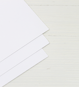 White Cardstock