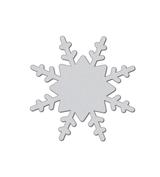 Simple Snowflake Die