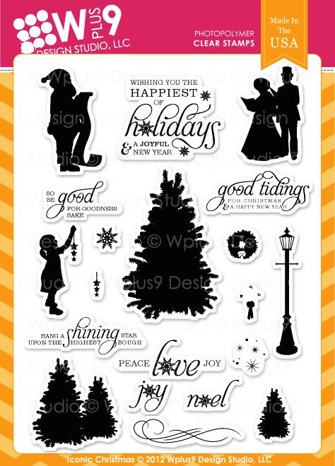 Iconic Christmas Stamp