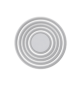 Clear Cut Stackers: Circles