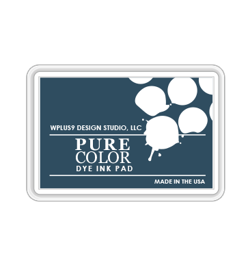 Wplus9 Nautical Navy Dye Ink