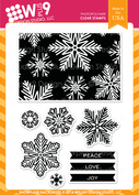 Snowflake Backdrops