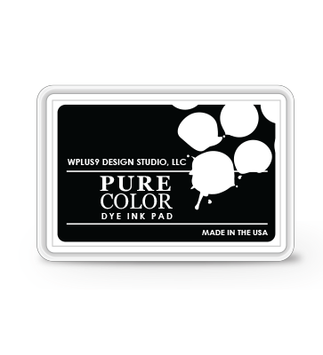Wplus9 PURE COLOR Black Dye Ink