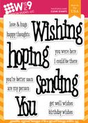 Sending Hoping Wishing