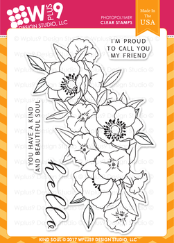 Kind Soul Stamp Set