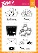 A Pocketful: Valentine