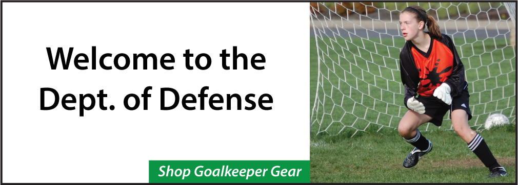 Soccer Goalkeeper Gear, Jerseys, Pants at Code Four Athletics Soccer Gear