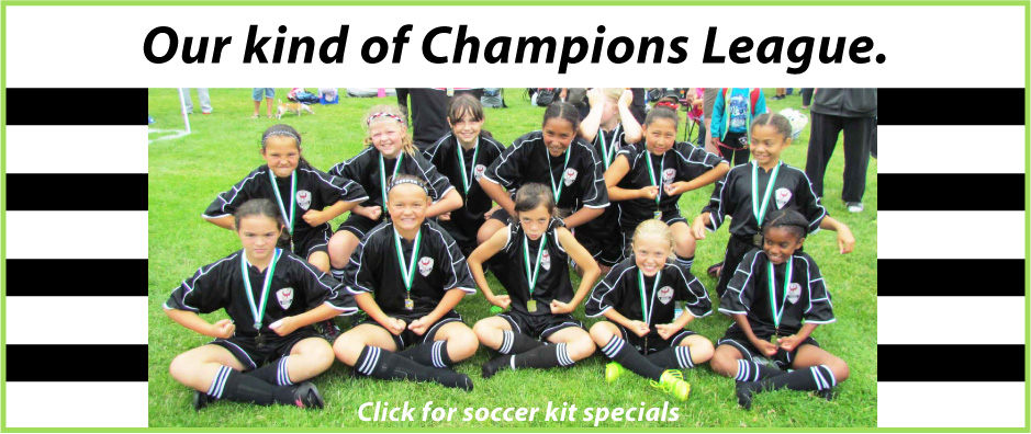 Soccer Uniform Kit specials by Code Four Athletics