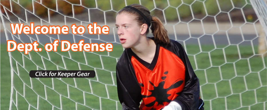 Soccer Goalkeeper Gear by Code Four Athletics Soccer Uniforms