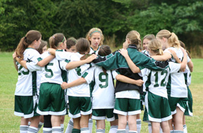 Discounts on Code Four Athletics soccer team uniforms and gear are available for Clubs and Schools.