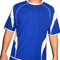 Request a free soccer jersey sample with your Code Four Athletics soccer catalog.